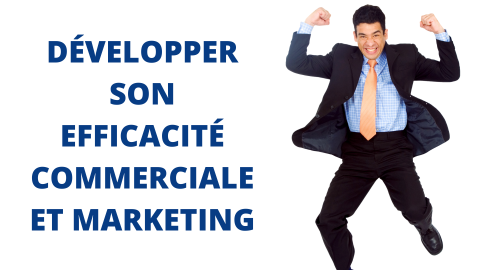 Formation Efficacité Commerciale et Marketing